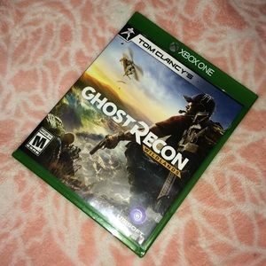 Ghost recon video game for Xbox one